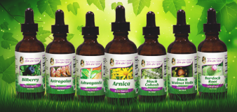 Herbs of the World Extracts / Tinctures