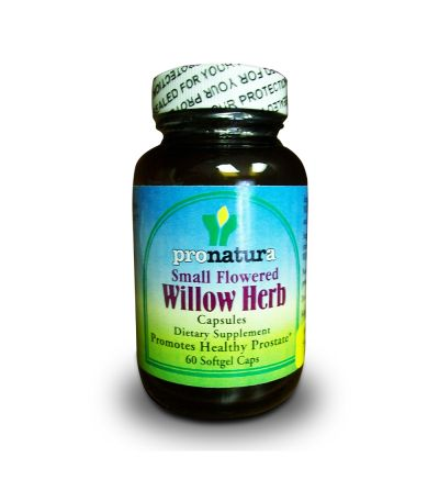 Small Flowered Willow Herb Capsules (60-Gelcaps)