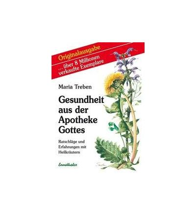 Health Through God`s Pharmacy (German Edition) by Maria Treben