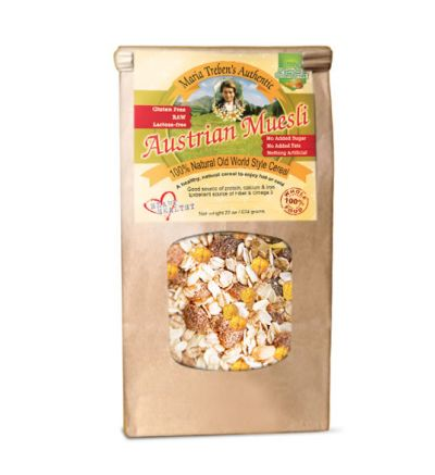 Austrian Muesli (22oz/624 g) - Maria Treben's Authentic™