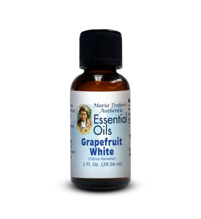 Grapefruit White (Citrus paradisi) - 30 ml.