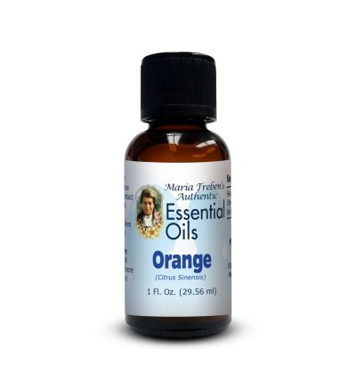 Orange (Citrus sinensis) - 30 ml.