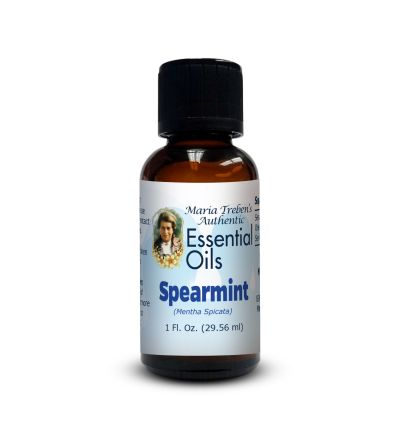 Spearmint - 30 ml. (Mentha spicata).