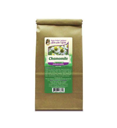 Chamomile Flower (Anthemis nobilis) 4oz/113g Herbal Tea - Maria Treben's Authentic™ Herbs of the World