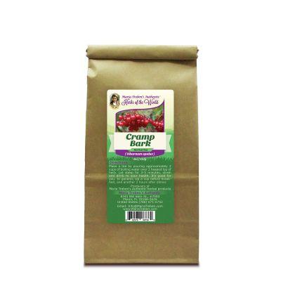 Cramp Bark (Viburnum opulus) 4oz/113g Herbal Tea - Maria Treben's Authentic™ Herbs of the World