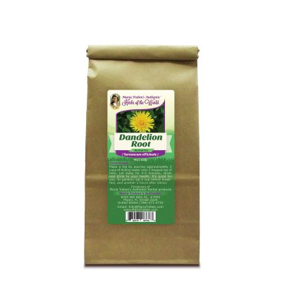 Dandelion Root (Taraxacum officinale) 4oz/113g Herbal Tea - Maria Treben's Authentic™ Herbs of the World