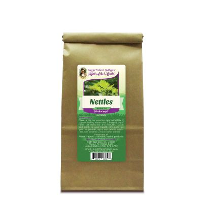 Nettles Leaf (Urtica Dioica) 4oz/113g Herbal Tea - Maria Treben's Authentic™ Herbs of the World