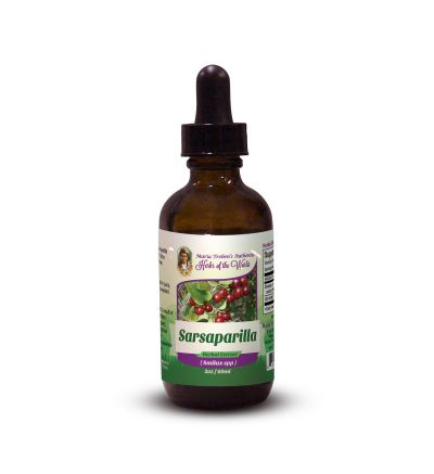 Sarsaparilla Root (Smilax Specie) 2oz/59ml Herbal Extract / Tincture - Maria Treben's Authentic™ Herbs of the World