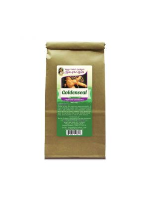 Goldenseal (Hydrastis canadensis) 4oz/113g Herbal Tea - Maria Treben's Authentic™ Herbs of the World