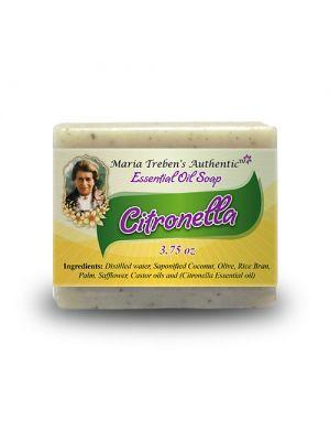 Citronella 3.75oz Bar Essential Oil Soap - Maria Treben's Authentic™