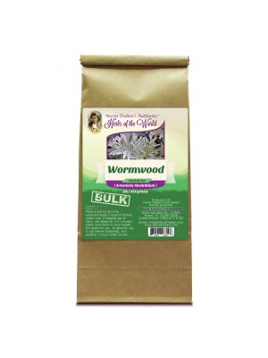 Wormwood Leaf (Artemisia Absinthium) 1lb/454g BULK Herbal Tea - Maria Treben's Authentic™ Herbs of the World