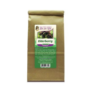 Elderberry (Sambucus nigra) 4oz/113g Herbal Tea - Maria Treben's Authentic™ Herbs of the World