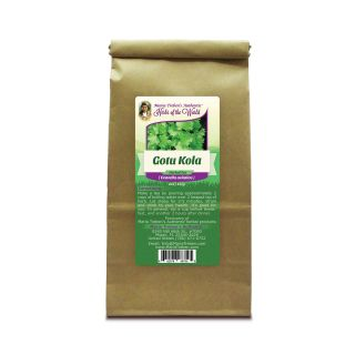 Gotu Kola Leaf (Centella asiatica) 4oz/113g Herbal Tea - Maria Treben's Authentic™ Herbs of the World