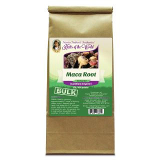 Maca Root (Lepidum meyenii) 1lb/454g BULK Herbal Tea - Maria Treben's Authentic™ Herbs of the World