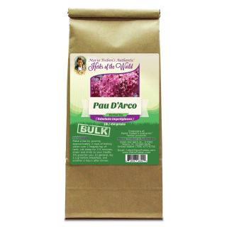 Pau D'Arco (Tabebuia impetiginosa) 1lb/454g BULK Herbal Tea - Maria Treben's Authentic™ Herbs of the World