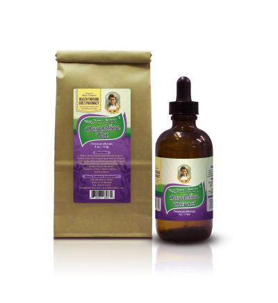 1-Dandelion Tea 4oz, and 1-Dandelion Tincture 4oz