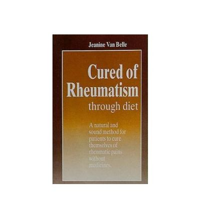 Cured of Rheumatism Through Diet