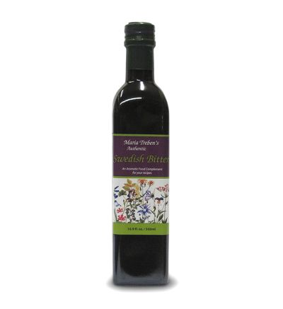 Maria Treben's Authentic™ Swedish Bitters (16.9oz/500ml)