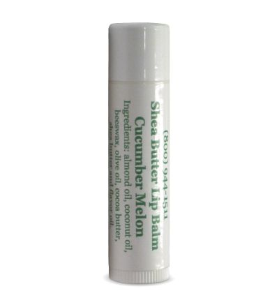 Natural Lip Balm (Cucumber Melon)
