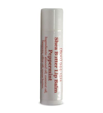 Natural Lip Balm (Peppermint)