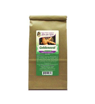 Goldenseal (Hydrastis canadensis) 4oz/113g Herbal Tea - Maria Treben's Authentic™ Herbs of the World