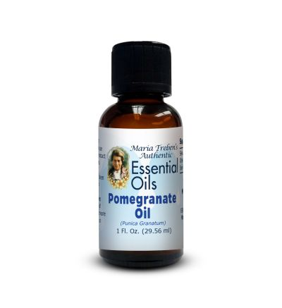 Pomegranate Oil - 30 ml. (Punica granatum).