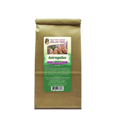 Astragalus Root (Astragalus membranaceus) 4oz/113g Herbal Tea - Maria Treben's Authentic™ Herbs of the World