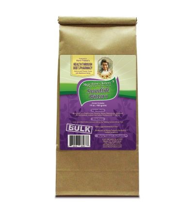 Swedish Bitters Dry Tea [Lesser] (14oz/400g) BULK - Maria Treben's Authentic™ Featured Herbs