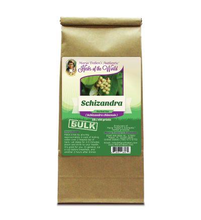 Schizandra Berry (Schizandra Chinensis) 1lb/454g BULK Herbal Tea - Maria Treben's Authentic™ Herbs of the World