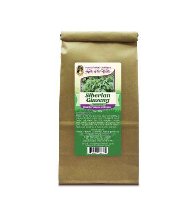 Ginseng, Siberian (Eleutherococcus senticosus) 4oz/113g Herbal Tea - Maria Treben's Authentic™ Herbs of the World