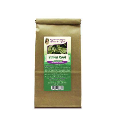 Suma Root (Pfaffia Paniculata) 4oz/113g Herbal Tea - Maria Treben's Authentic™ Herbs of the World